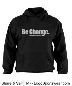 Be Change Adult Russell  Dri POWER Pullover Hooded Sweatshirt Design Zoom